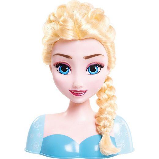 IMC TOYS Die Eiskönigin Stylingkopf Elsa