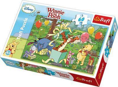 Trefl Puzzle 60 Teile - Winnie the Pooh