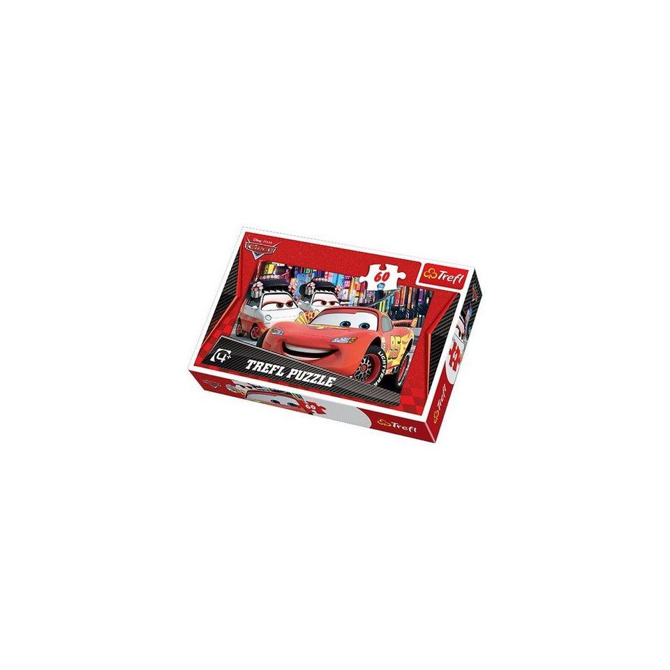 Trefl Puzzle 60 Teile - Disney Cars