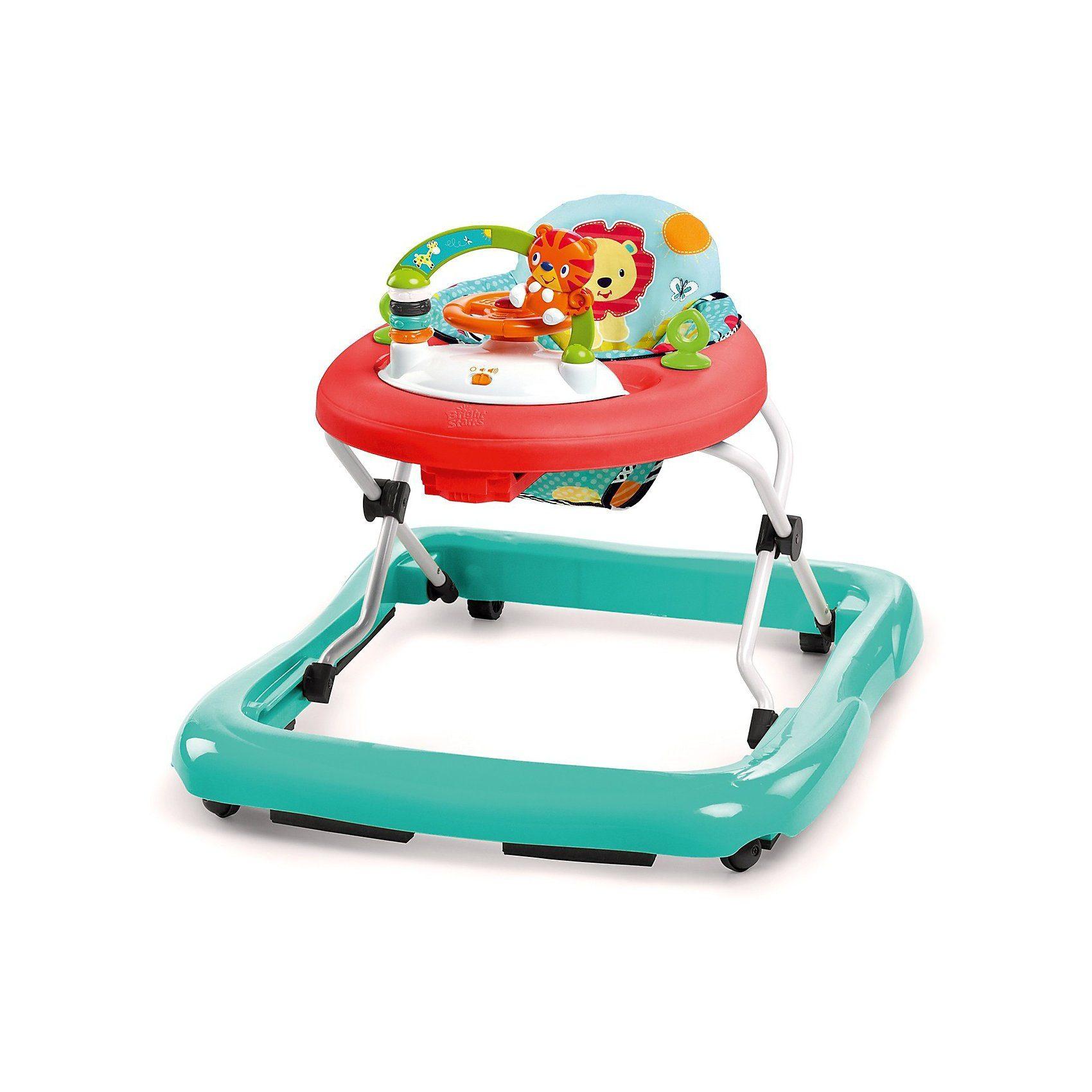 Kids II Bright Starts Lauflernhilfe Safari