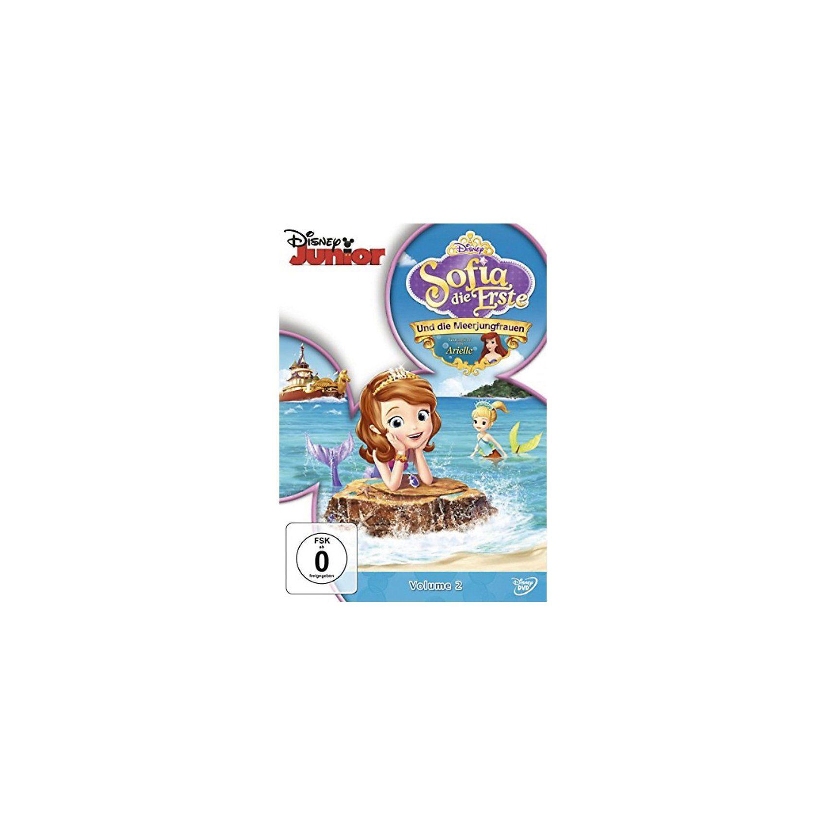 Disney DVD DVD Sofia die Erste und die Meerjungfrauen Vol. 2