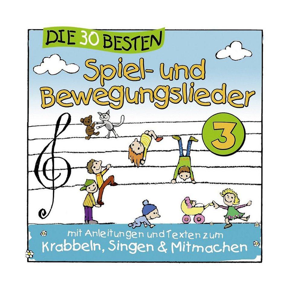 Universal Music GmbH CD Die 30 besten Spiel und Bewegungslieder 3