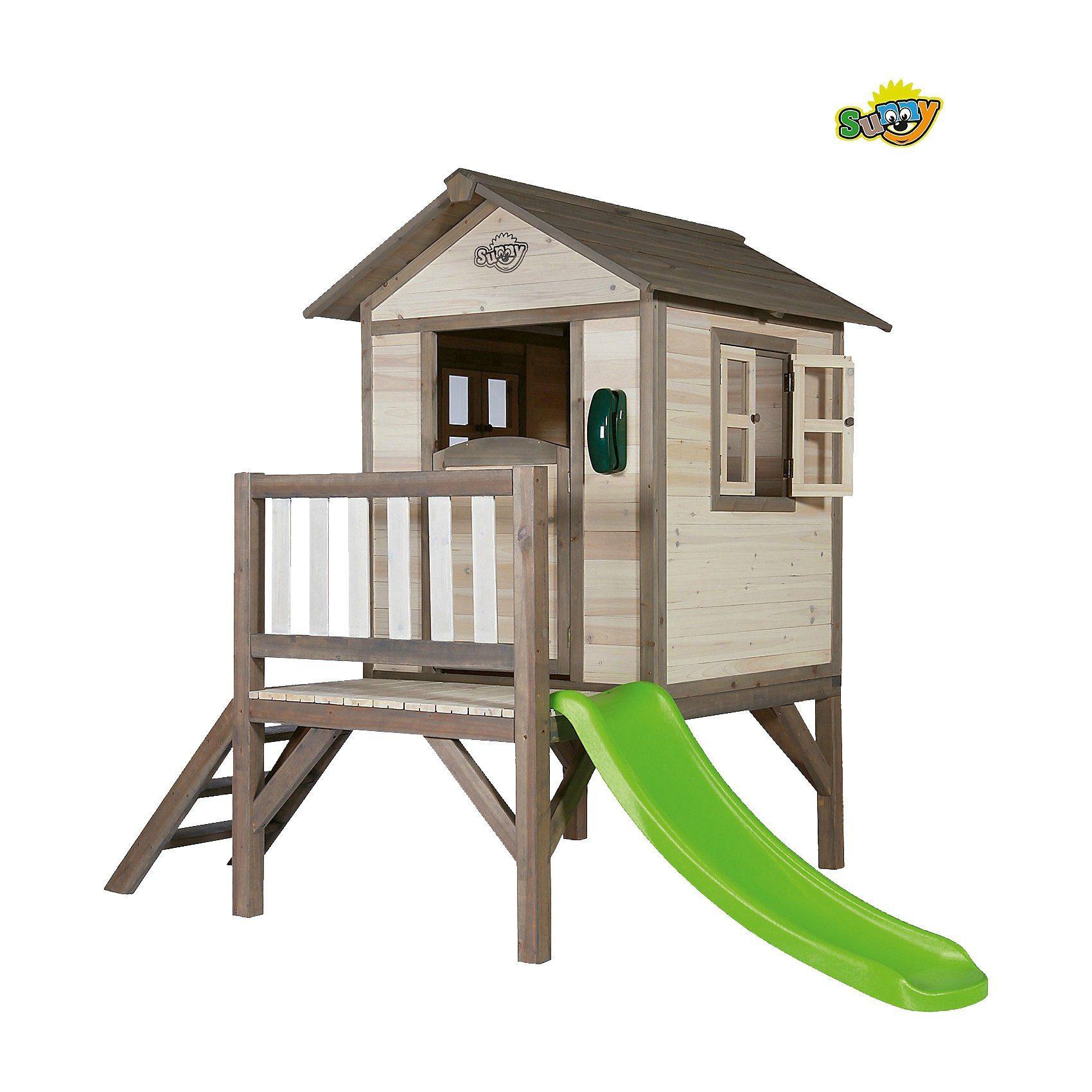 Sunny Spielhaus Lodge XL