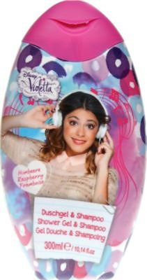 Duschgel und Shampoo, Violetta, 300ml