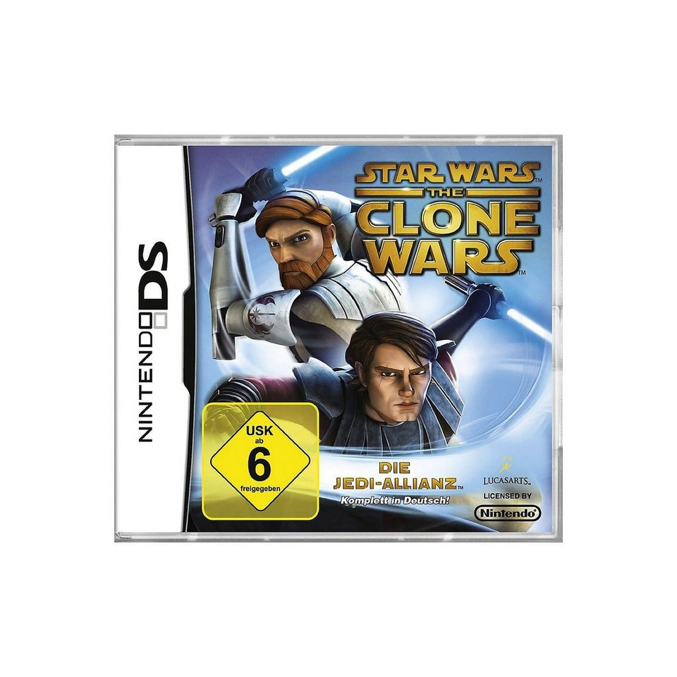 ak tronic NDS Clone Wars Jedi Alliance