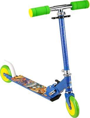 Stamp Skylanders Scooter, klappbar in blau/grün