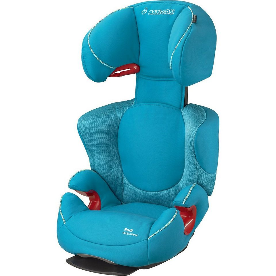 Maxi-Cosi Auto-Kindersitz Rodi AirProtect, Mosaic Blue, 2017 in blau