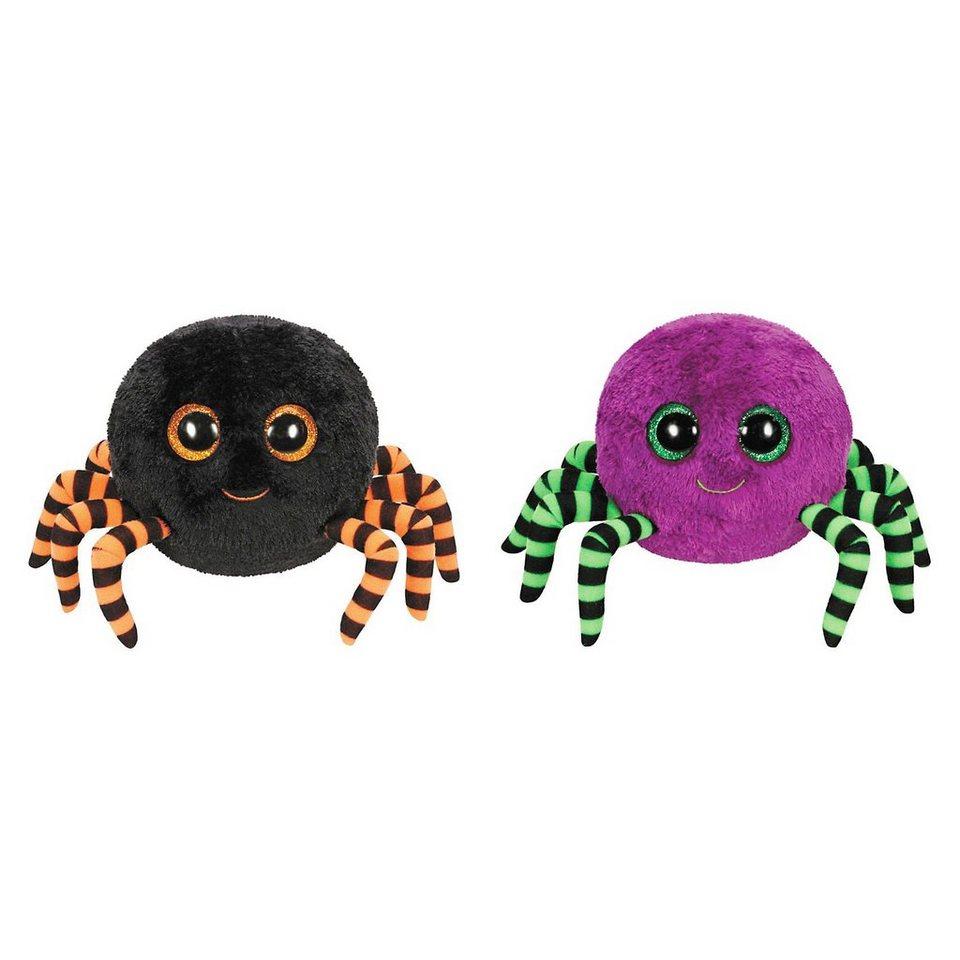 Ty Beanie Boo 15 cm Spinnen Crawly, sortiert