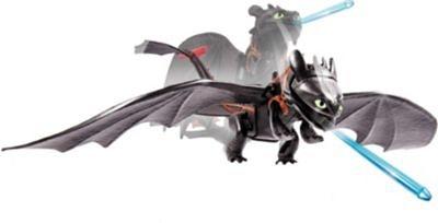 Spin Master Dragons Action Dragon Ohnezahn - Toothless