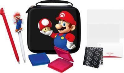 bigben 2DS / 3DS XL Official Essentinal Mario Pack schwarz