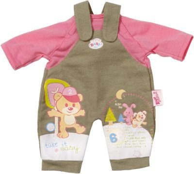 Zapf Creation my little BABY born® Kleidung, 32 cm