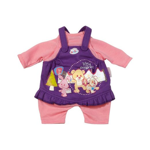 Zapf Creation® my little BABY born® Puppenkleidung lila, 32 cm