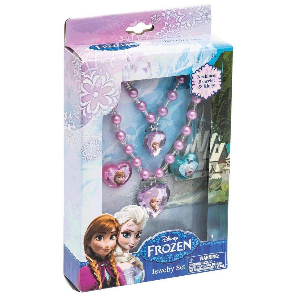JOY TOY Schmuck-Set Disney Princess Frozen