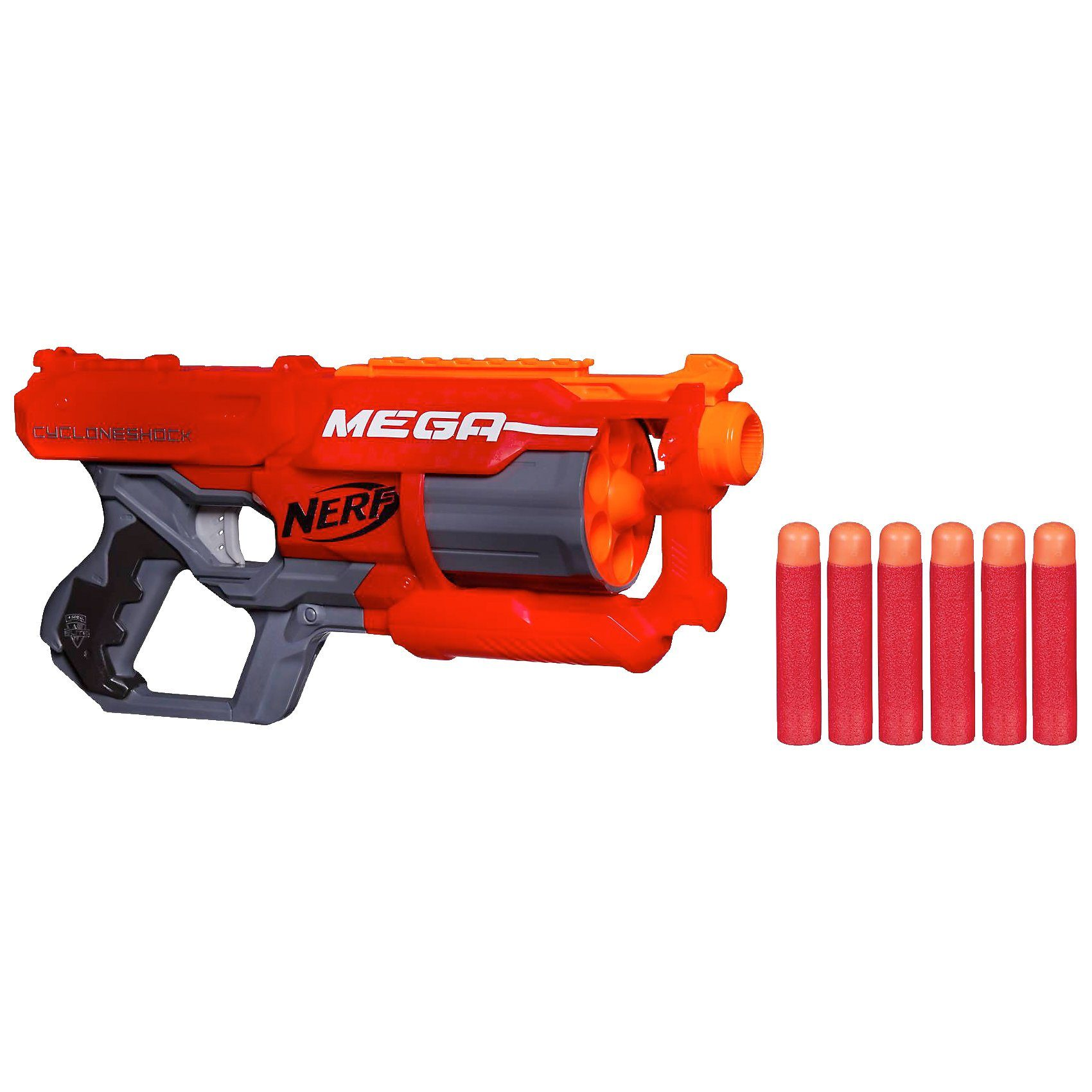 Hasbro NERF N-Strike Elite MEGA Cyclone Shock