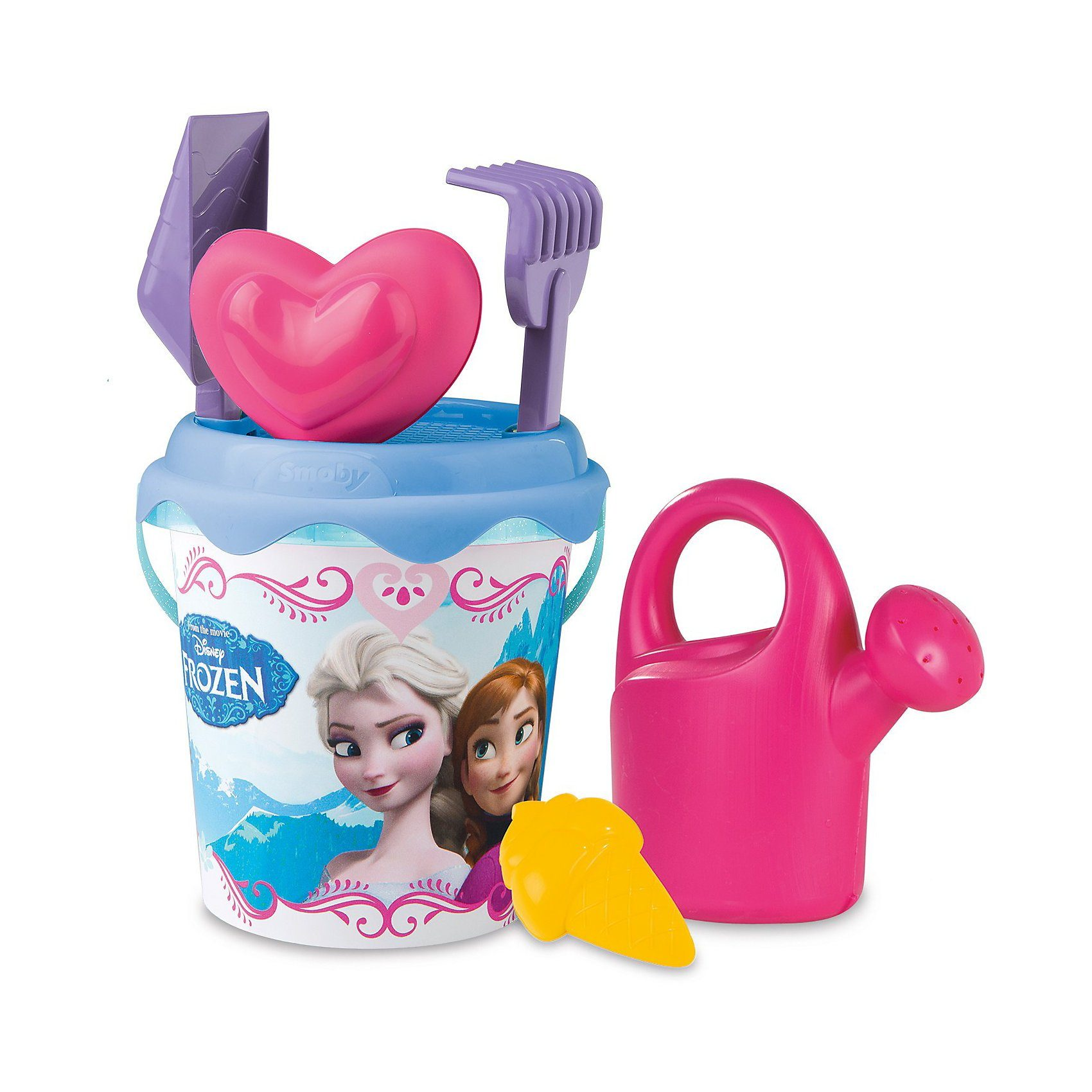 Smoby Eimergarnitur Disney Princess Frozen
