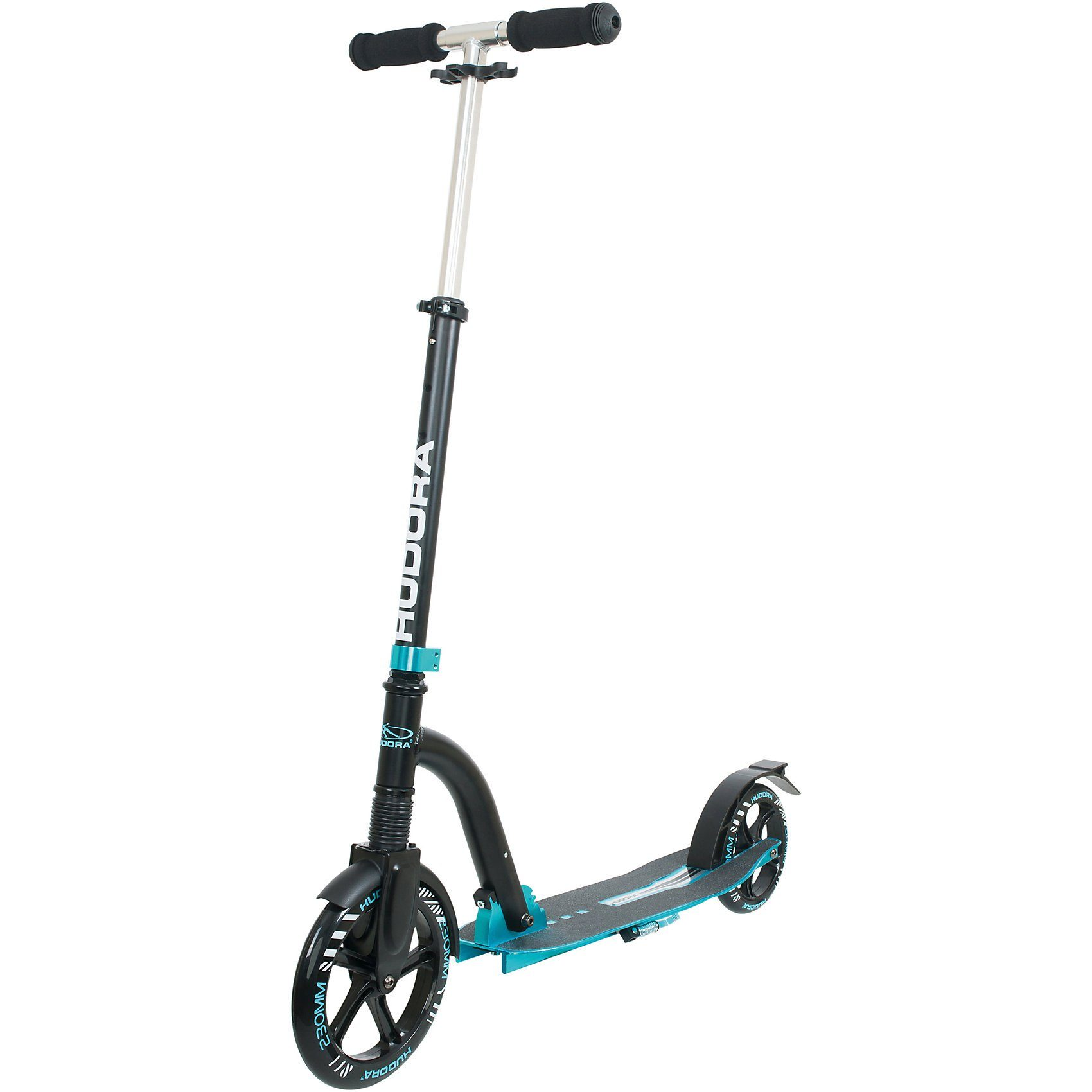 Hudora Scooter Big Wheel Bold Cushion, hellblau