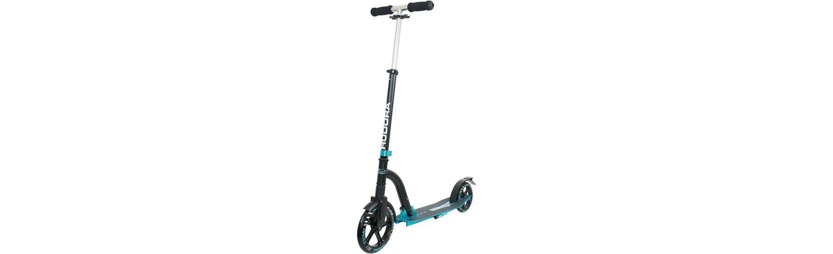 Hudora Scooter Big Wheel Bold Cushion, hellblau