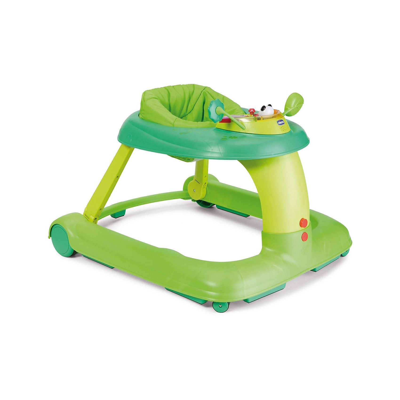 CHICCO Lauflernhilfe Activity-Center 123, Green