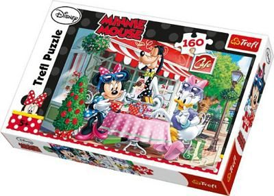 Trefl Puzzle 160 Teile - Minnie Mouse