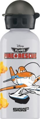 SIGG Alu-Trinkflasche Planes, 400 ml