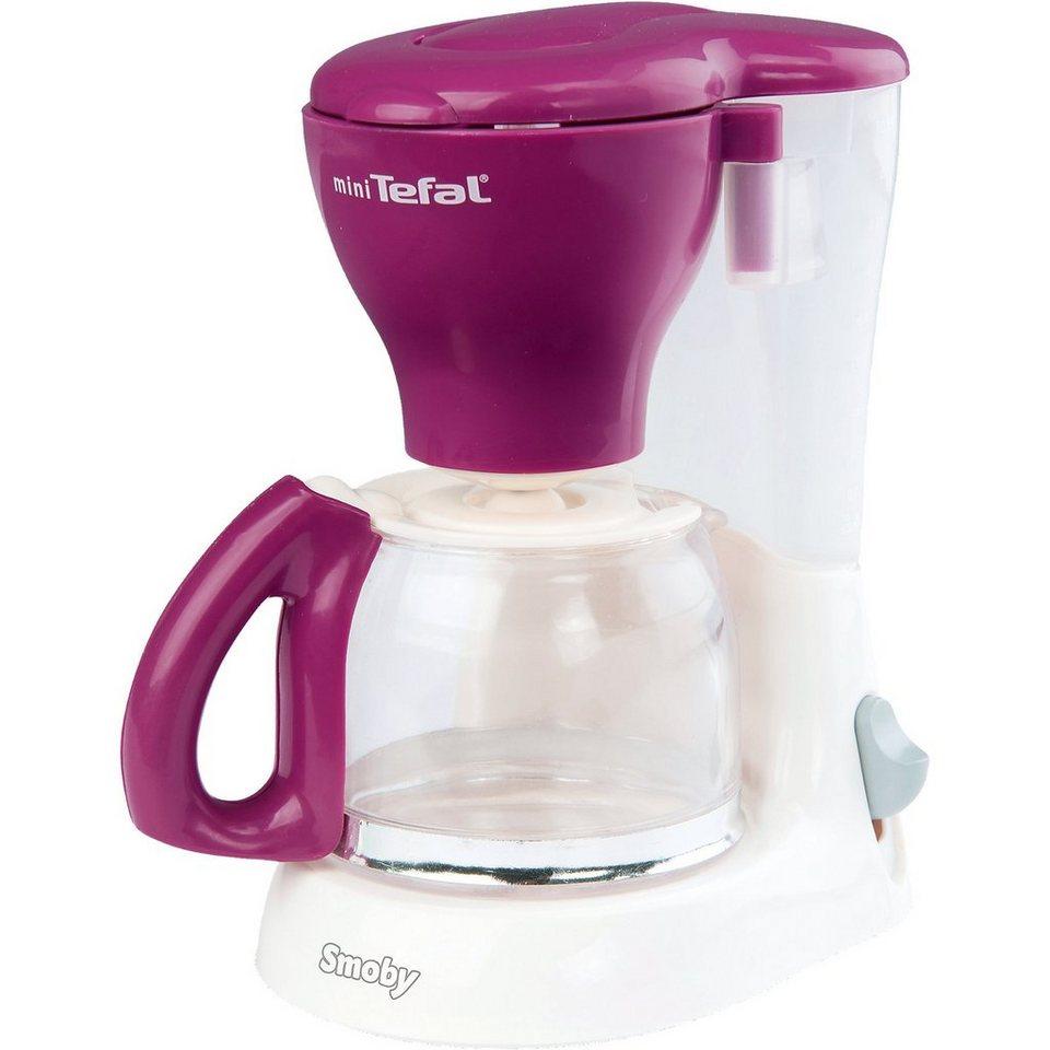 Smoby Tefal Kaffeemaschine Küchengerät