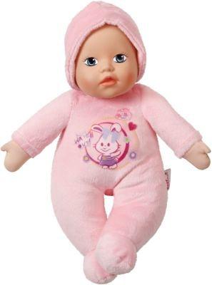 Zapf Creation BABY born® First Love Babypuppe mit Rassel, 30 cm