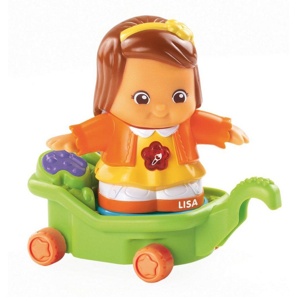 Vtech Kleine Entdeckerbande - Lisa mit Wagen