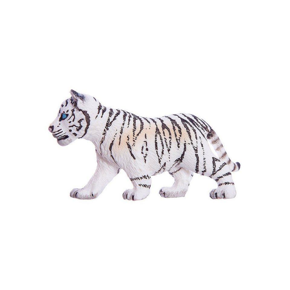 Schleich 14732 Wild Life: Tigerjunges, wei