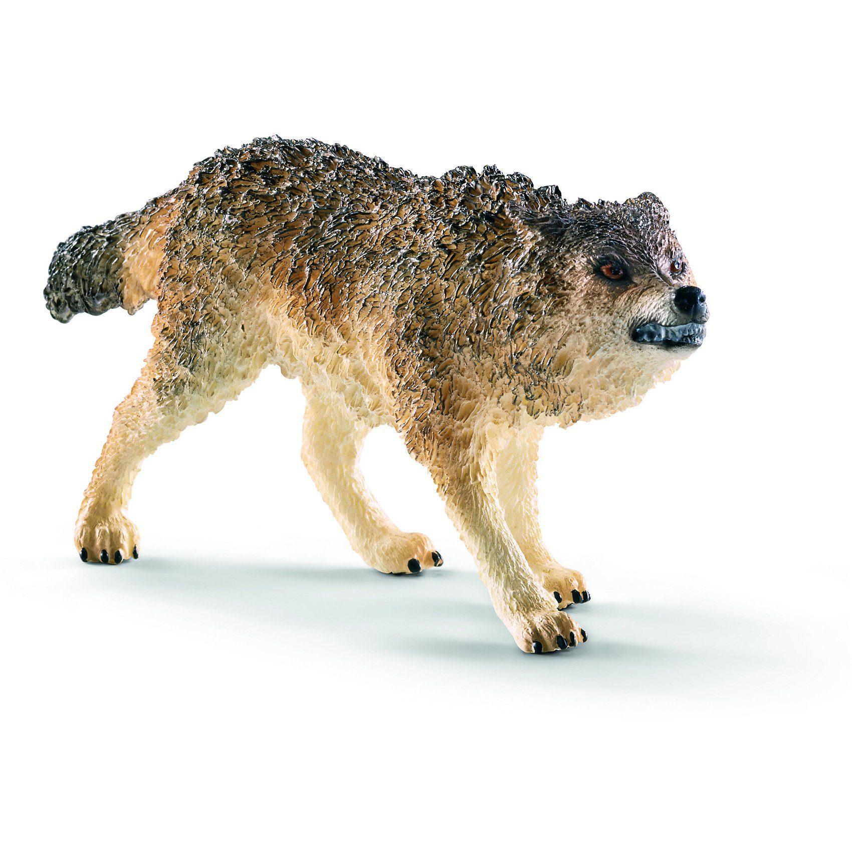 Schleich 14741 Wild Life: Wolf