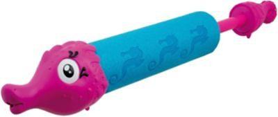Happy People Wasserkanone Monster Blaster Seepferdchen aus Schaumstoff