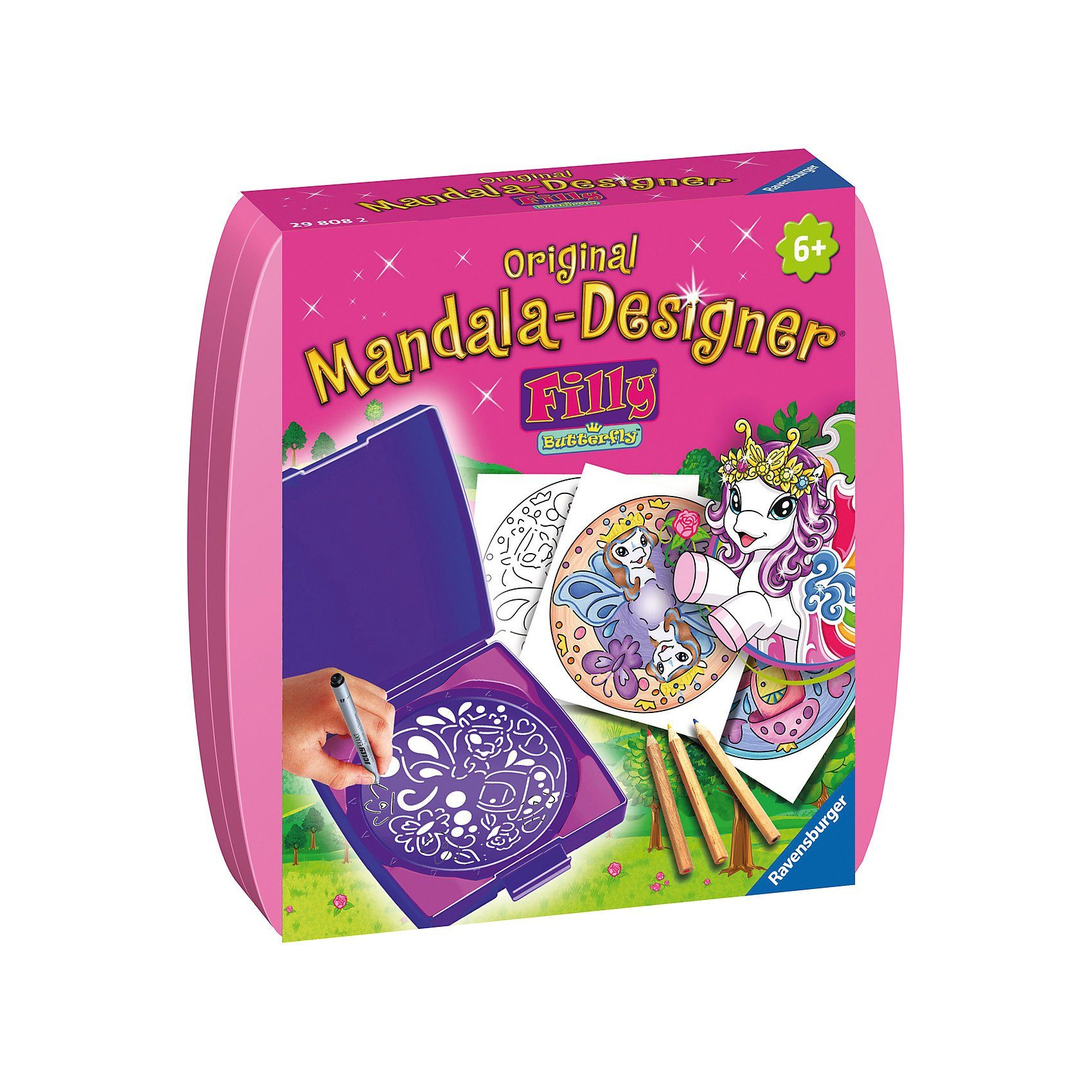 Ravensburger Mandala Designer® Mini Filly