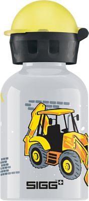 SIGG Alu-Trinkflasche Construction, 300 ml