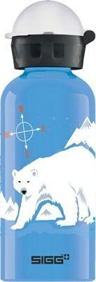 SIGG Alu-Trinkflasche Polar, 400 ml in blau