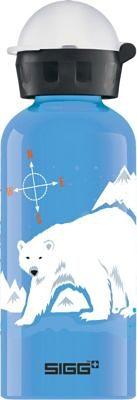 SIGG Alu-Trinkflasche Polar, 400 ml