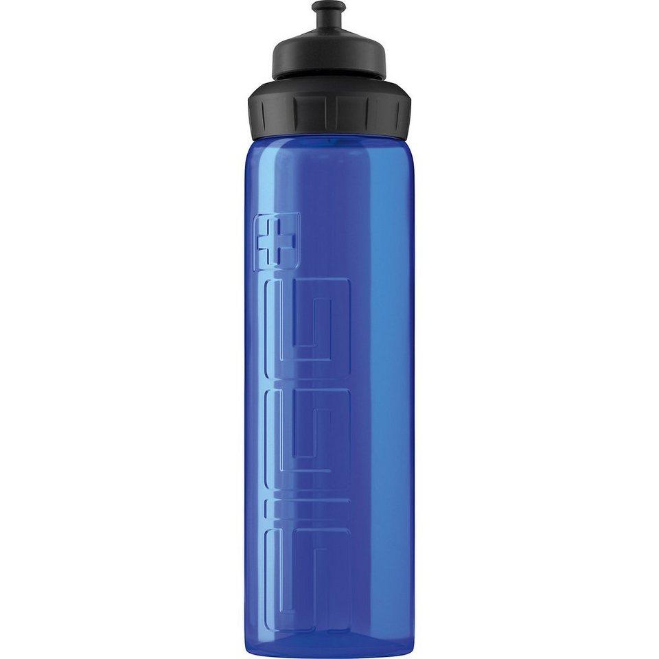 SIGG Trinkflasche VIVA 3-Stage Blue transparent, 750 ml in blau