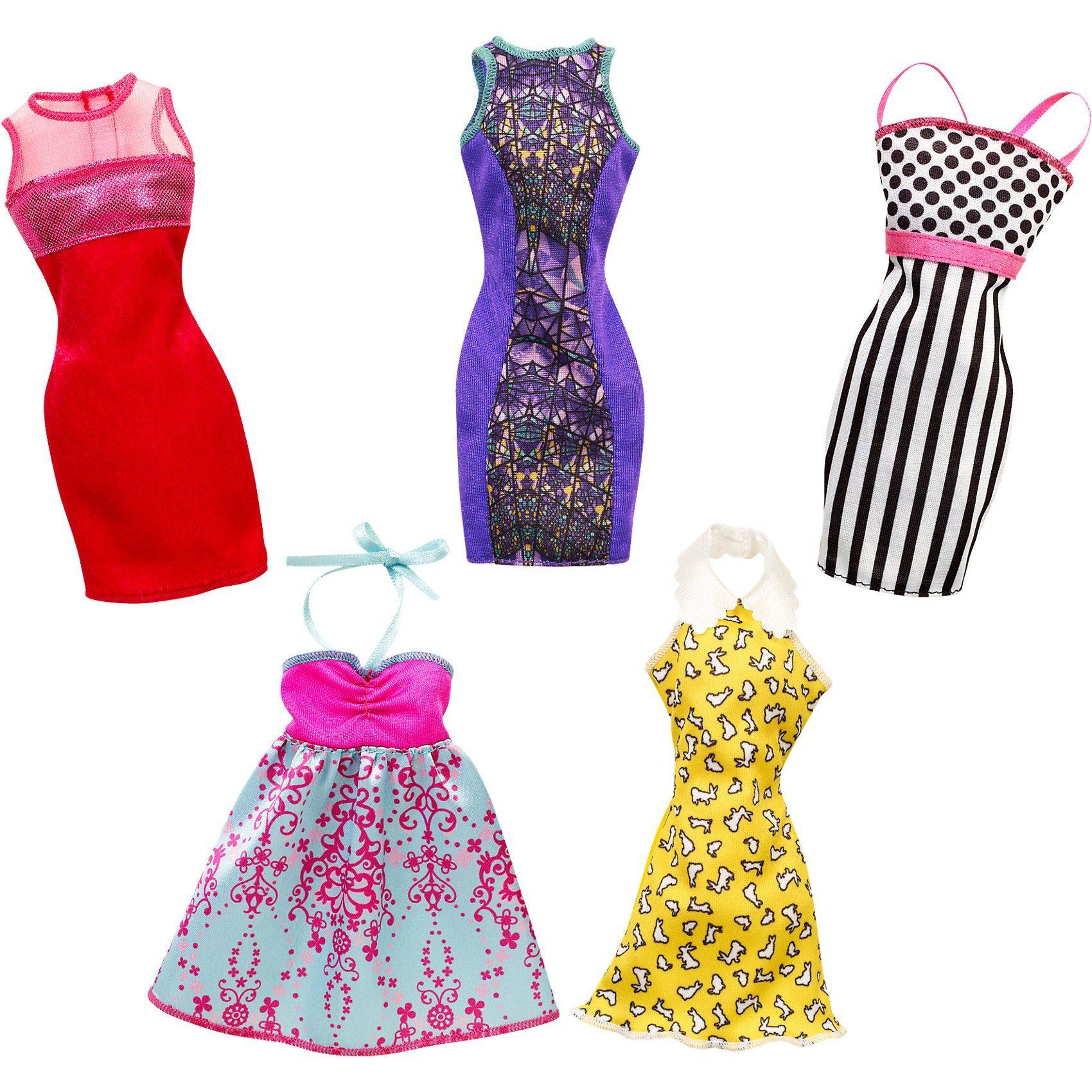 Mattel Barbie Kleid (1 Kleid)