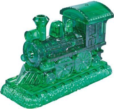 Crystal Puzzle - Lokomotive