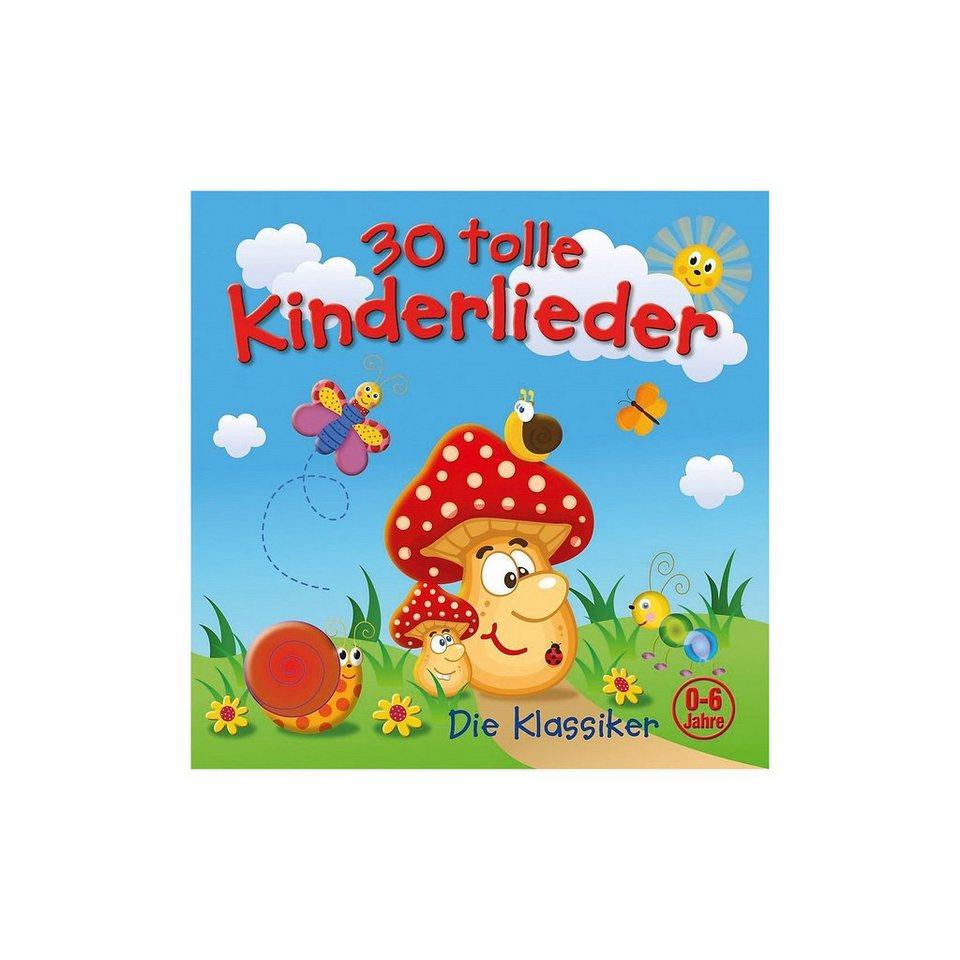 CD 30 tolle Kinderlieder online kaufen