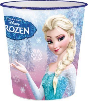 P:OS Papierkorb Die Eiskönigin