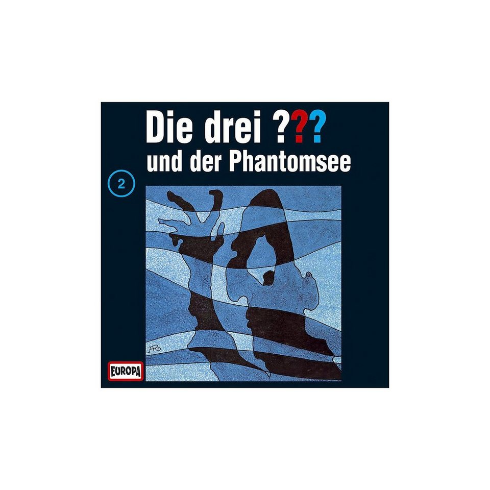 SONY BMG MUSIC CD Die drei ??? 002 (der Phantomsee)