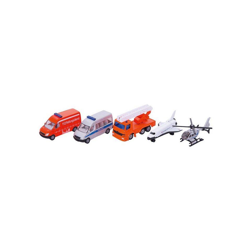 SIKU 6282 Geschenk-Set Nutzfahrzeuge