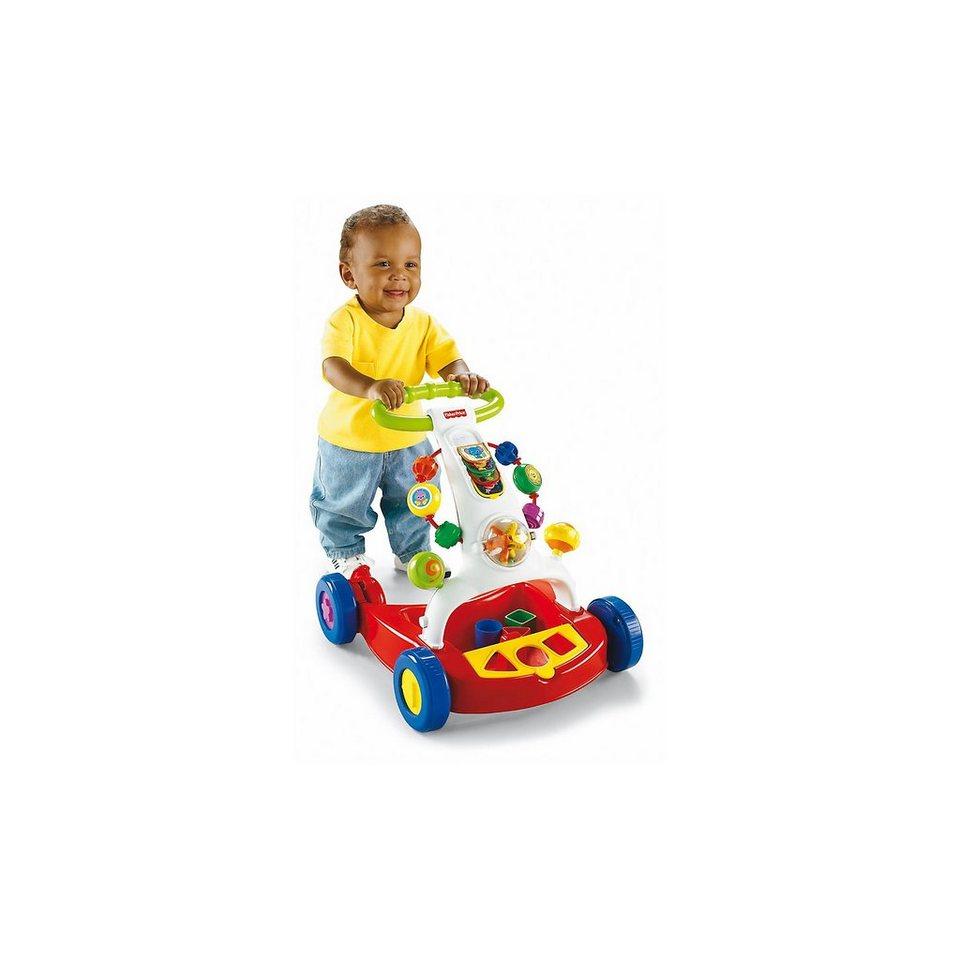 Mattel Fisher Price - Lauflernwagen