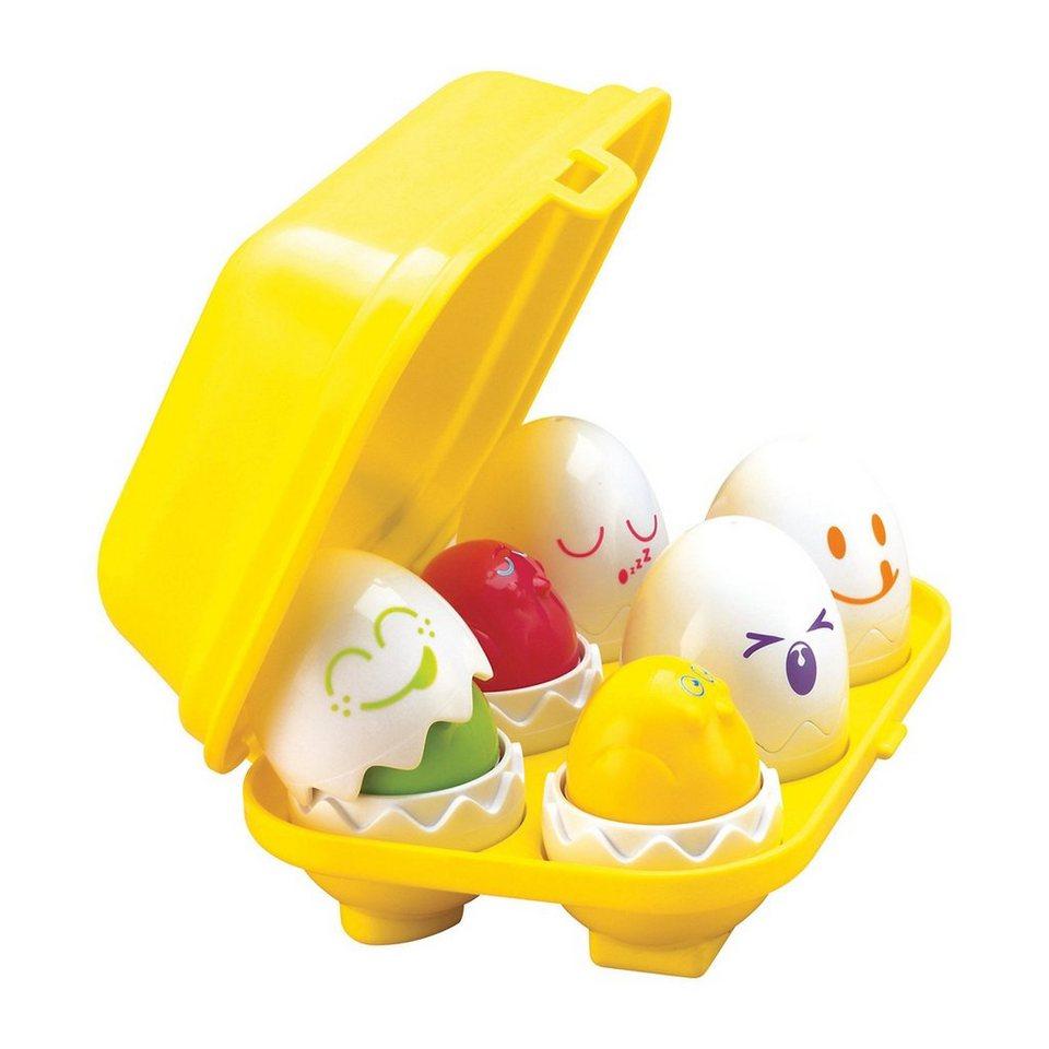 TOMY PLAY TO LEARN - Versteck- und Quieck Eier