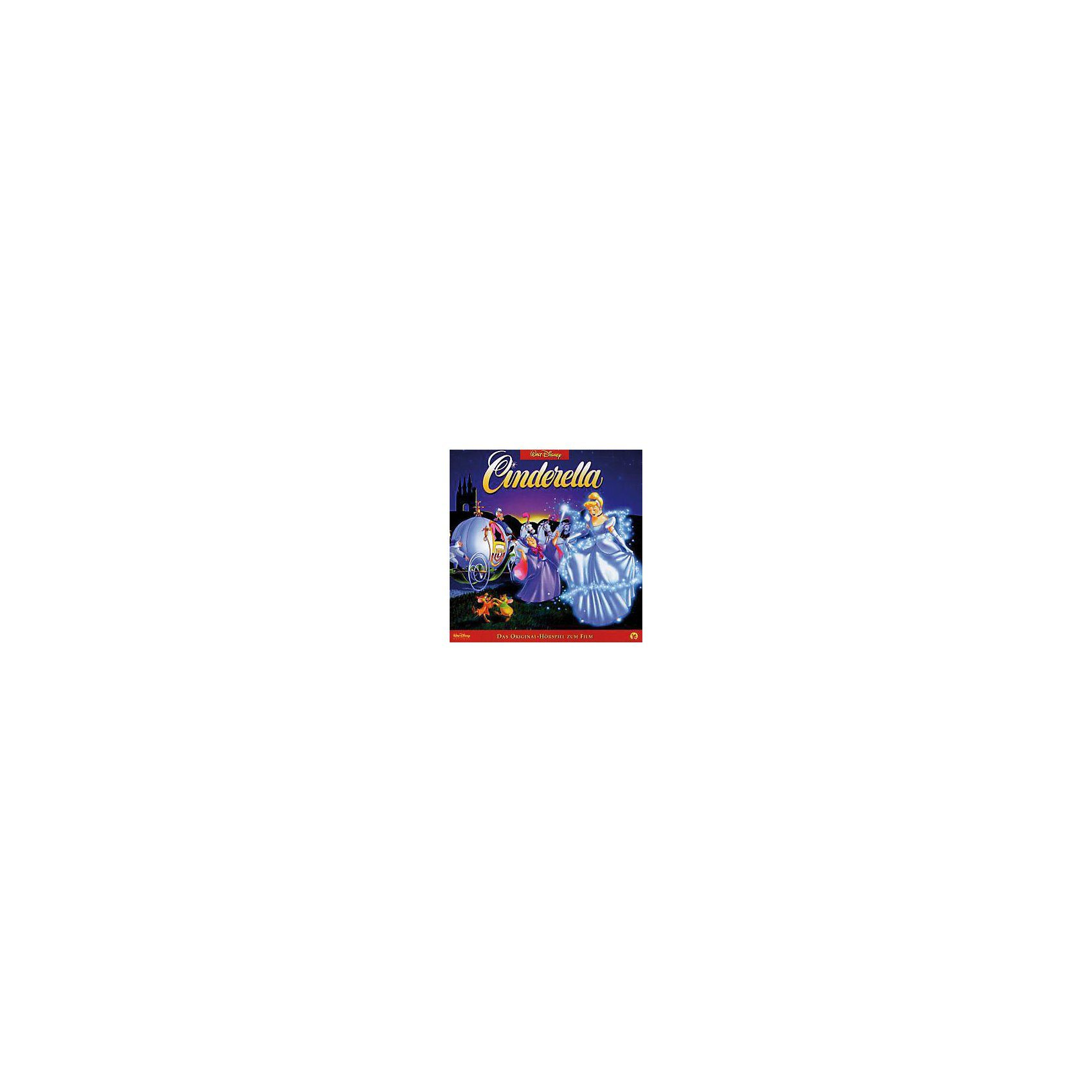 Kiddinx CD Disneys Cinderella (Original-Hörspiel zum Film)