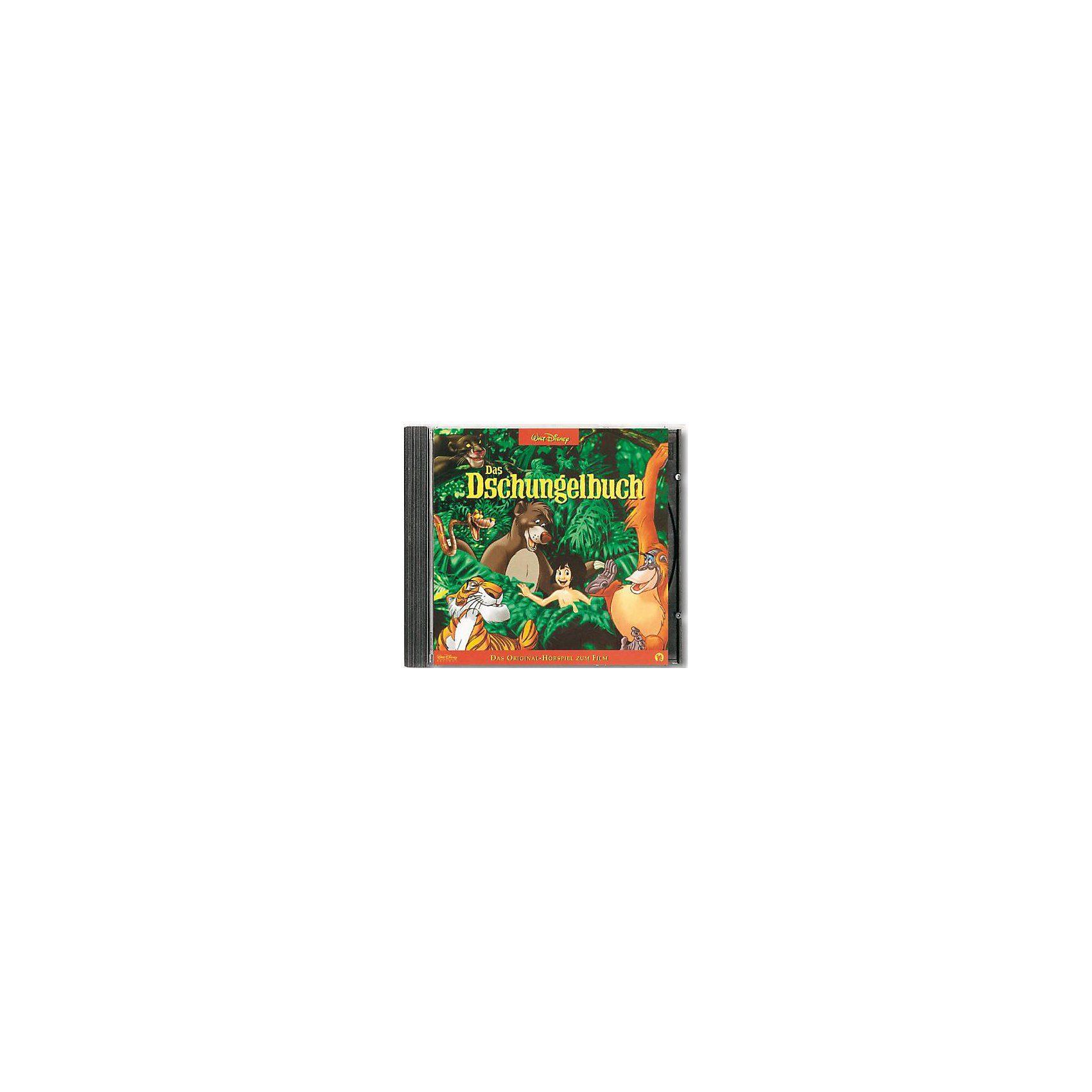 Kiddinx CD Disneys Das Dschungelbuch (Original-Hörspiel zum Film)