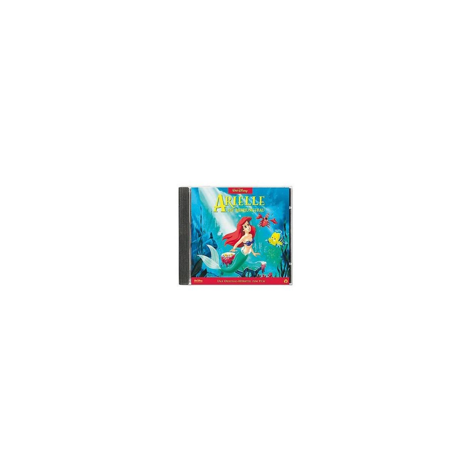 Kiddinx CD Disneys Arielle die Meerjungfrau (Original-Hörspiel zum F