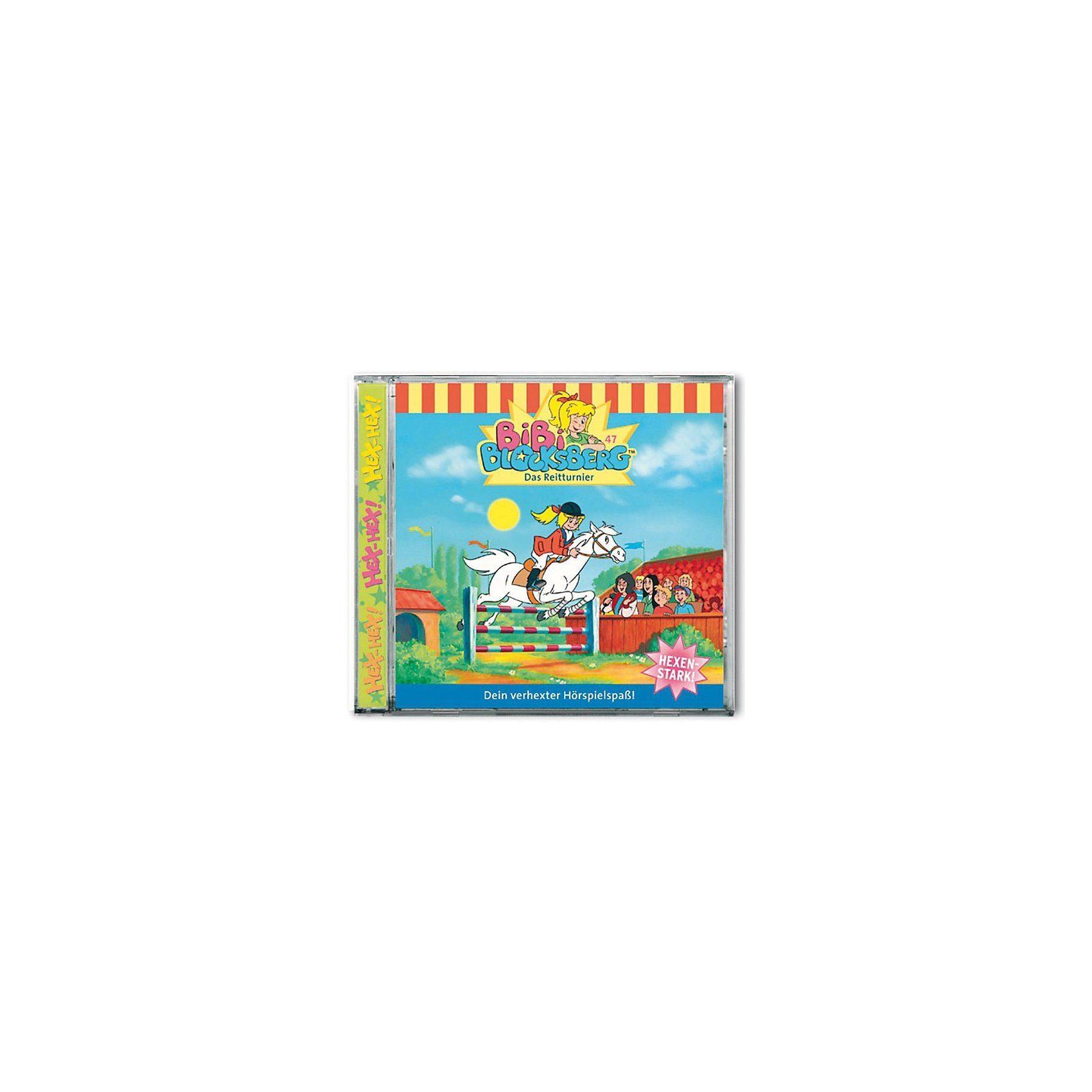 Kiddinx CD Bibi Blocksberg 47 (Das Reitturnier)