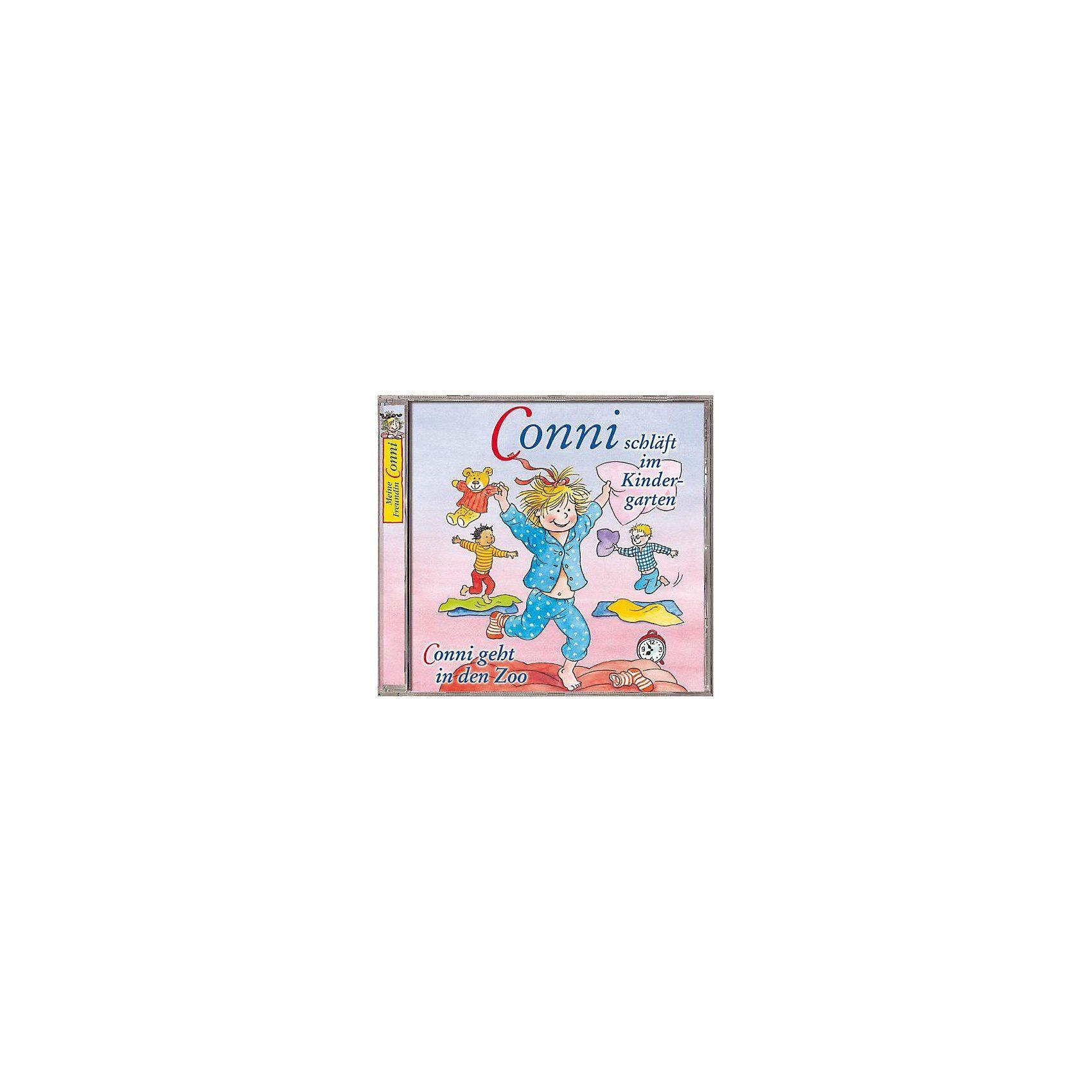Universal Music GmbH CD Conni (...übernachtet im Kindergarten / geht in den Zoo)
