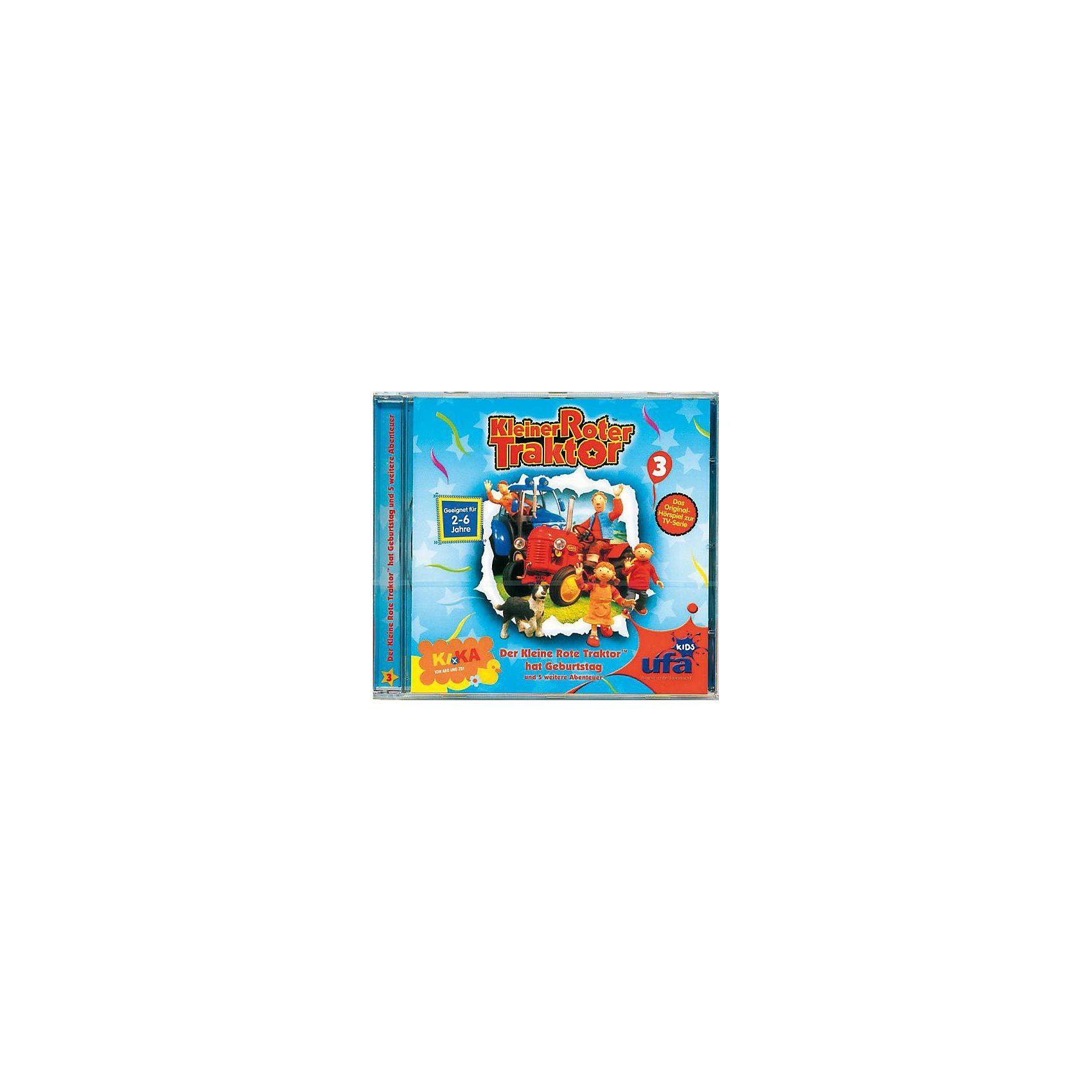 Sony CD Kleiner Roter Traktor 03 (Geburtstag)