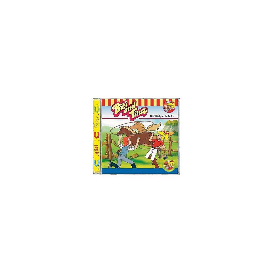 Kiddinx CD Bibi & Tina 14 - Die Wildpferde 01